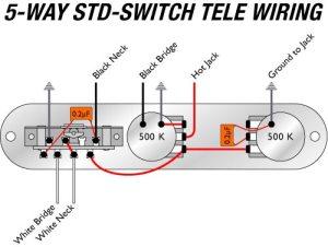 need schematic   Telecaster Guitar Forum