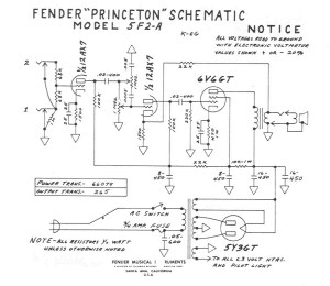 Fender Lead 2 Wiring Diagram  Wiring Diagram Virtual