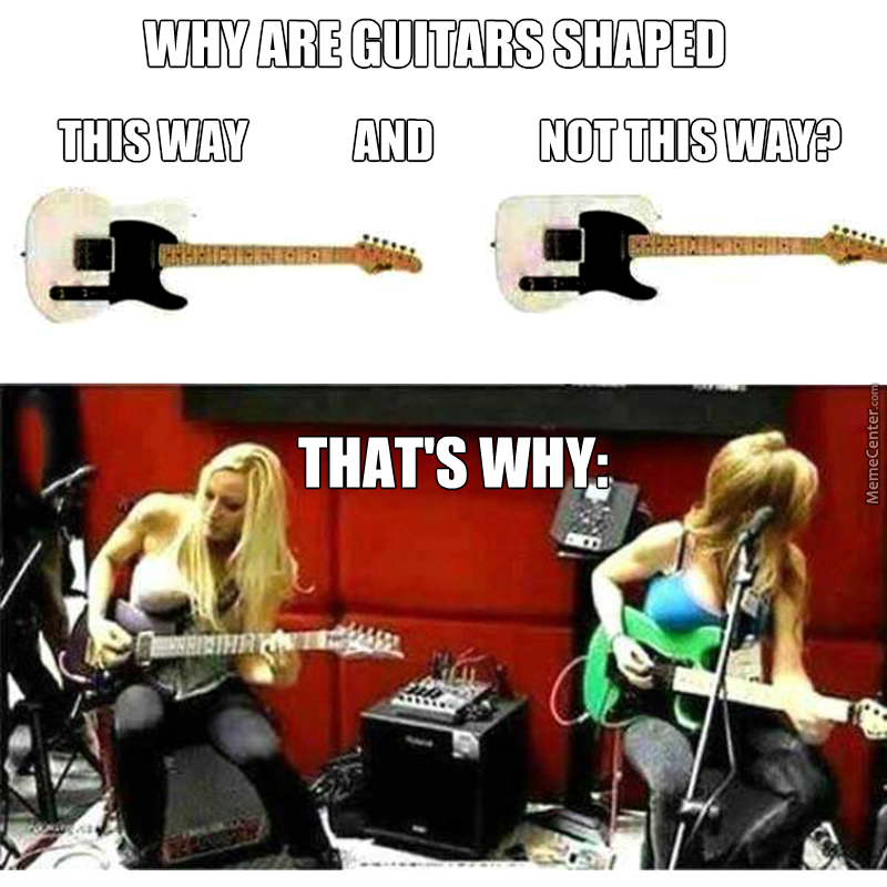 No Words Only Funny Guitar Memes And Gifs Page 8 Telecaster