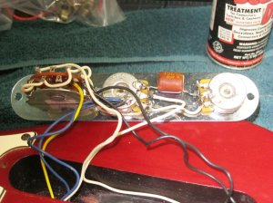 Remove greasebucket circuit to install Lollars?   Telecaster Guitar Forum