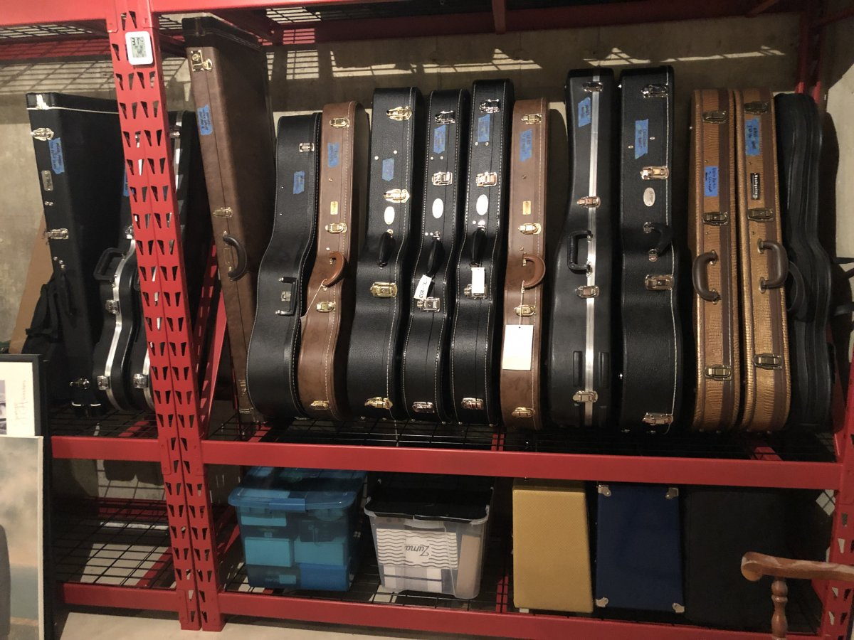 guitar case storage telecaster