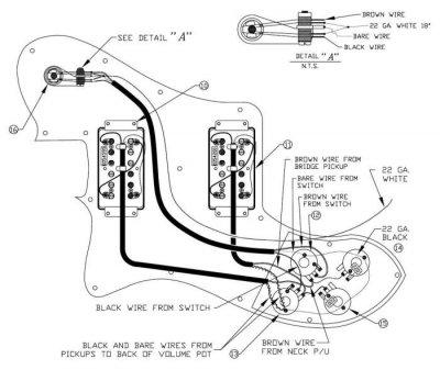 fender noiseless pickups wiring diagram - Wiring Diagram