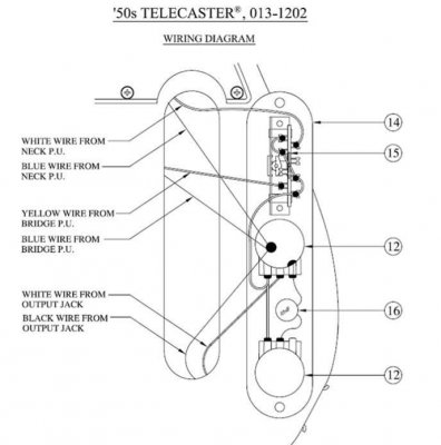 fender tele wiring diagram hot rod  bladez scooter wiring