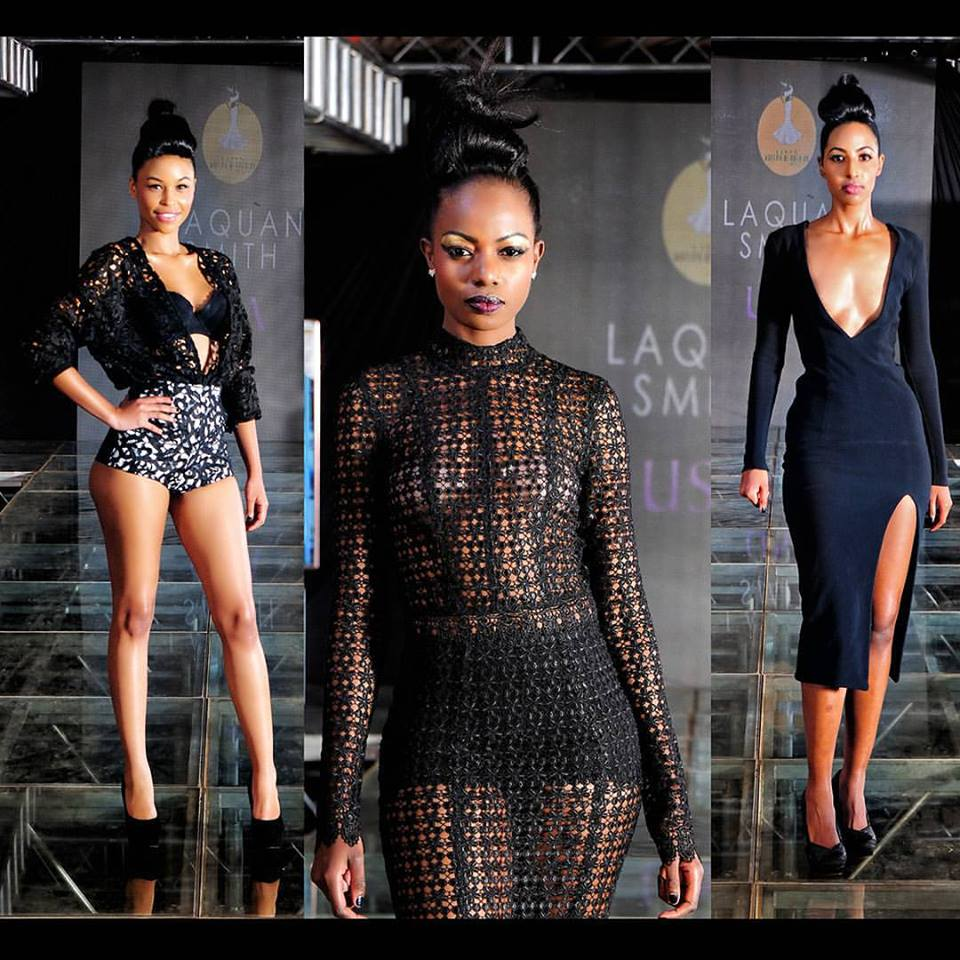 Lacquan Smith Designs at Kenya Worldwide Fashion Week 2015. (photo by Mehar Images / meharimages.co.ke)