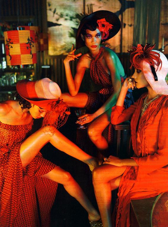 [Image: Emma Summerton / Vogue Italia February 2011]