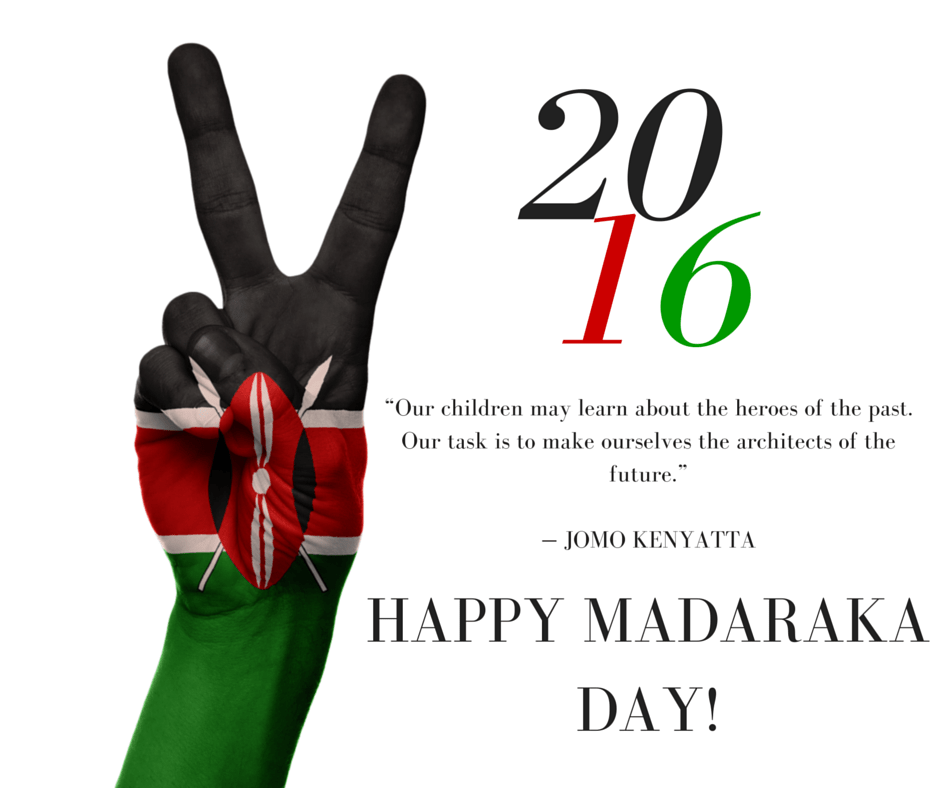 Madaraka Day- Branding Kenya Fashion Hub June Series Editors Note