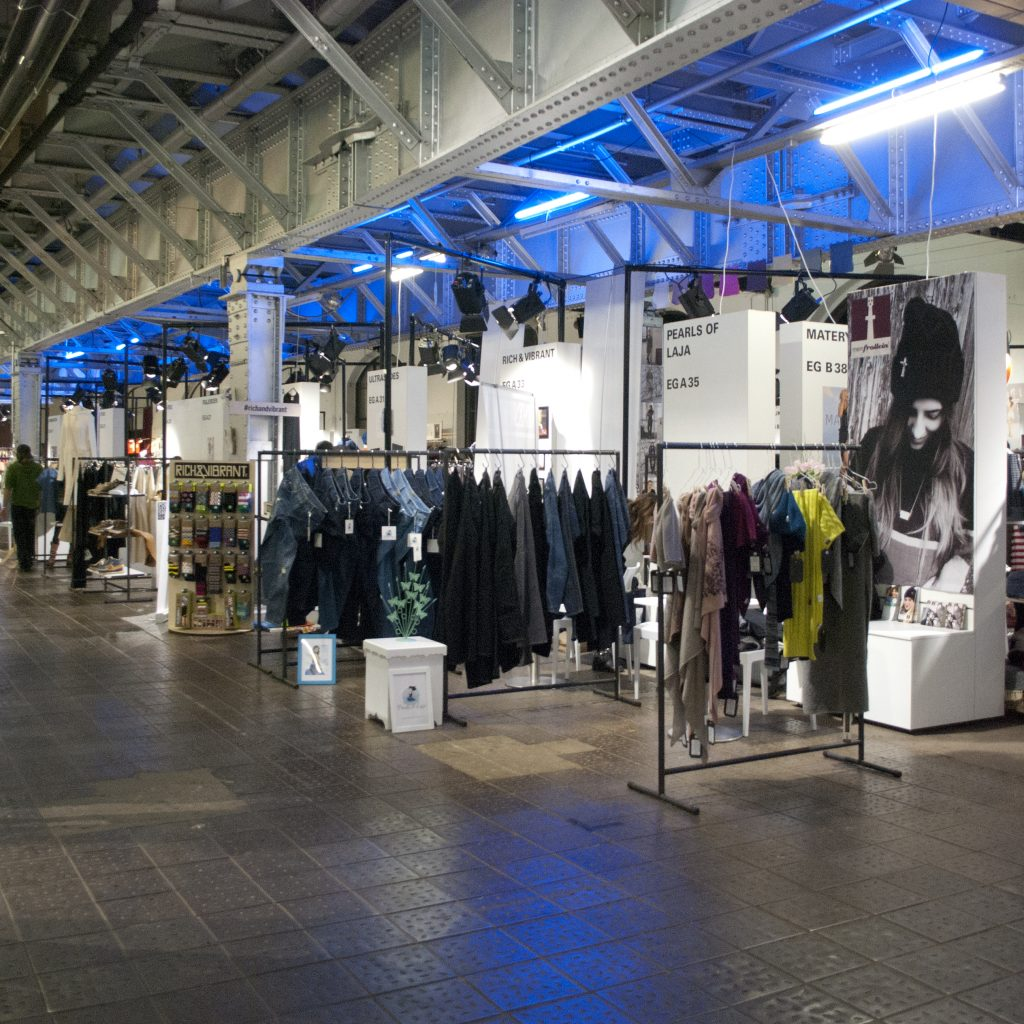 Ethical Green Showroom at Berlin Fashion Week