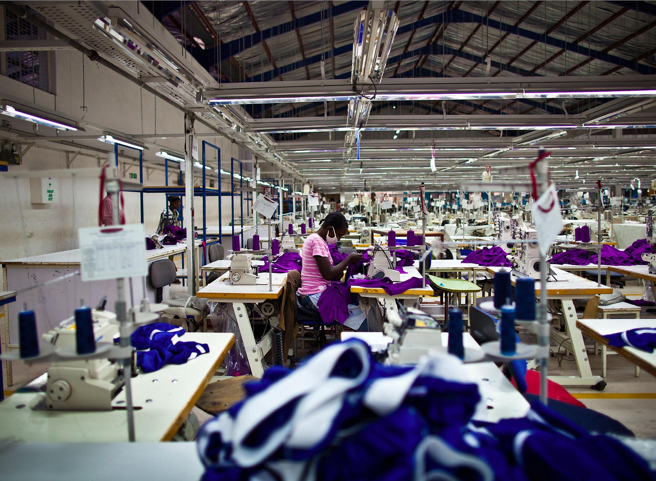 Kenya Apparel Sourcing Image Courtesy Of Fashionatingworld