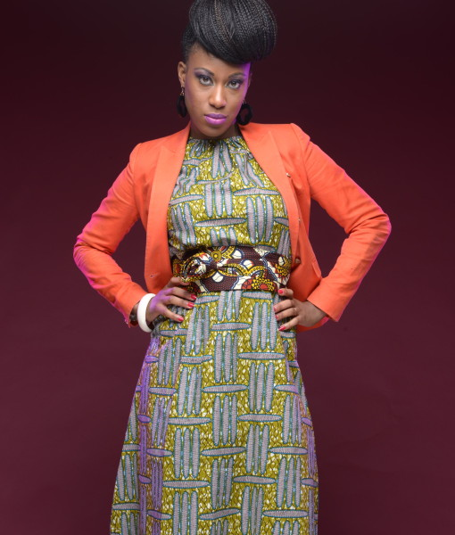 Gitas Portal tea dress [Image: Courtesy of Zuvaa]