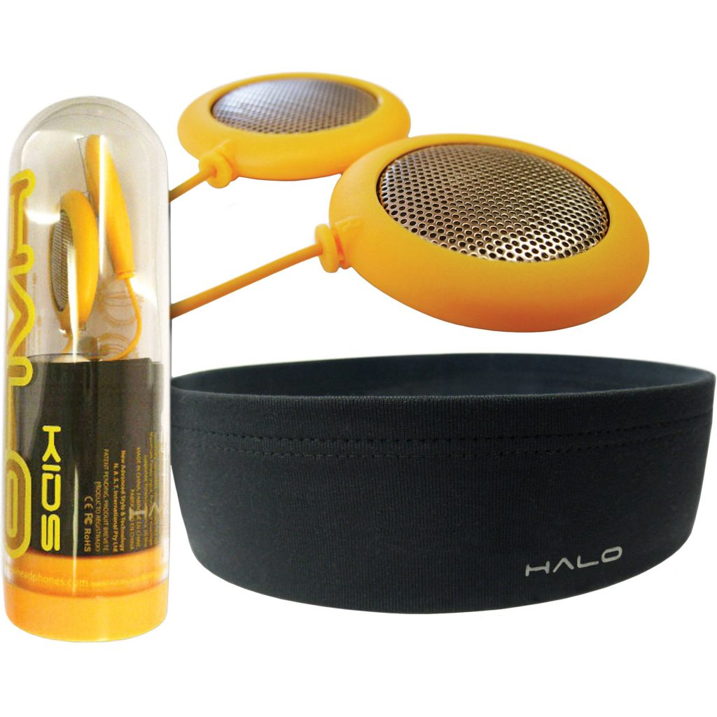 Halo Headphones with Original Headband [Image: Courtesy of HALO]