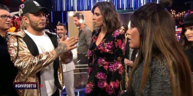 Omar Montes e Isa Pantoja rompen de nuevo su relación en 'GH VIP 6'