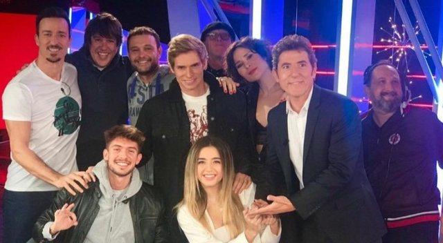 Pablo Puyol, Rosa López y Carlos Right visitarán 'Tu cara me suena'