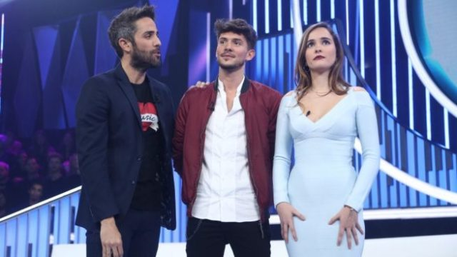 Carlos Right y Marilia, nuevos nominados de 'OT 2018'