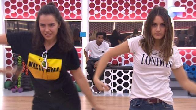 Marta y Sabela, últimas nominadas de 'OT 2018'
