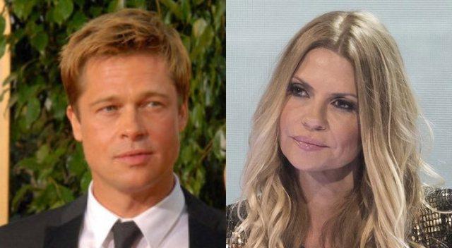 Brad Pitt admite que conoce a Makoke