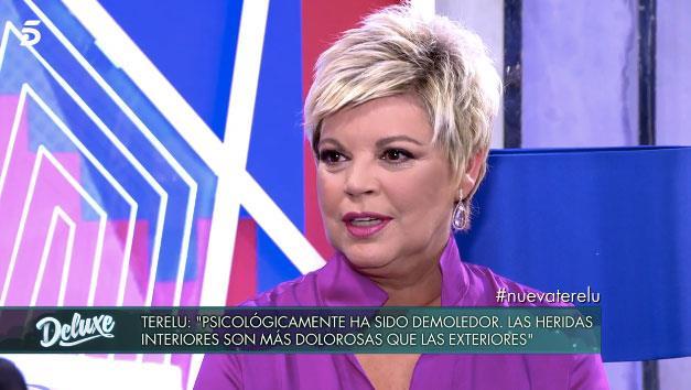 María Teresa Campos y la dura situación de Terelu