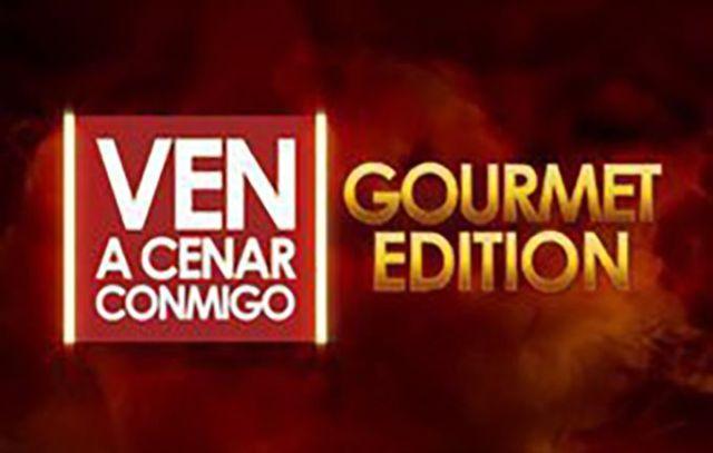 'Ven a cenar conmigo: Gourmet Edicion 7' tiene primera comensal