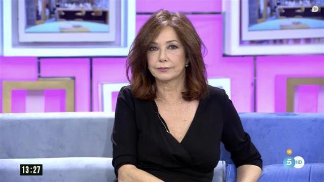 Ana Rosa Quintana sorprende a los espectadores con su desaparición