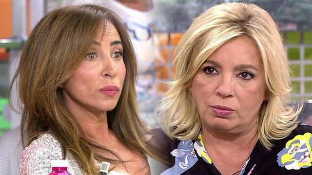 María Patiño arremete contra Carmen Borrego