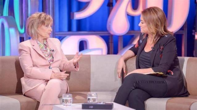 Tensa entrevista entre María Teresa Campos y Toñi Moreno: «¿Sabes por qué me has fallado? Por cobarde»