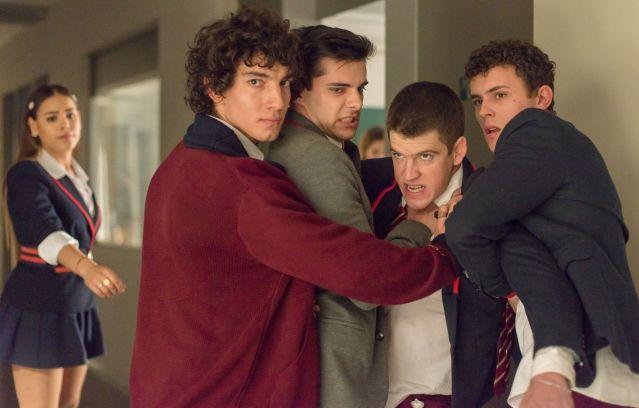 Élite estrenará su tercera temporada en Netflix antes de lo previsto
