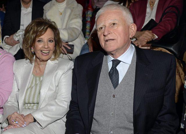 María Teresa Campos y Paolo Vasile se reencuentran tras el despido más sonado
