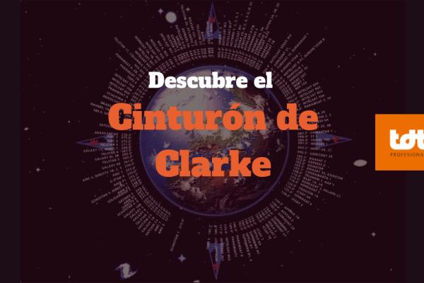 Cinturón u órbita Clarke