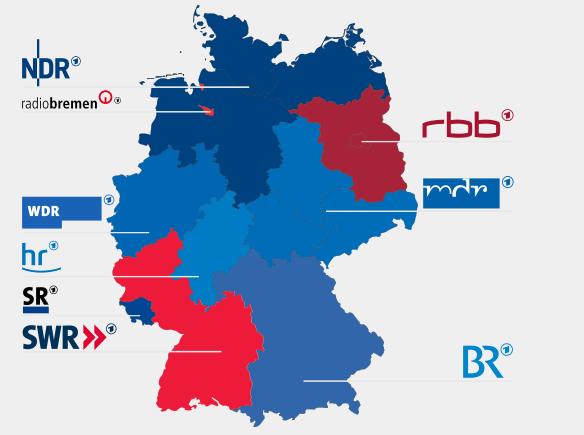 Ver canales alemanes regionales