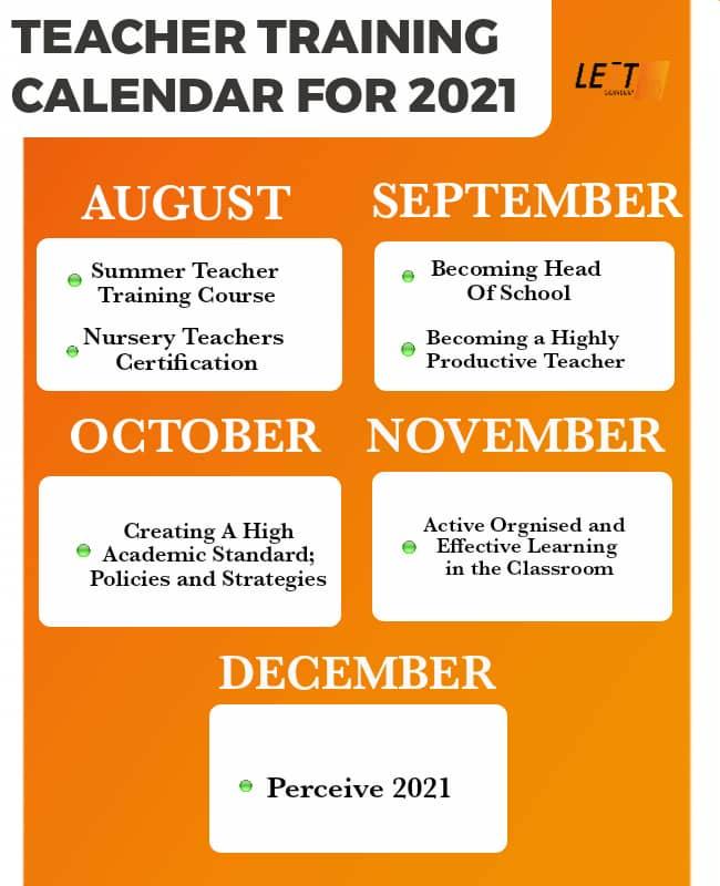 Teachers Academy Calendar2