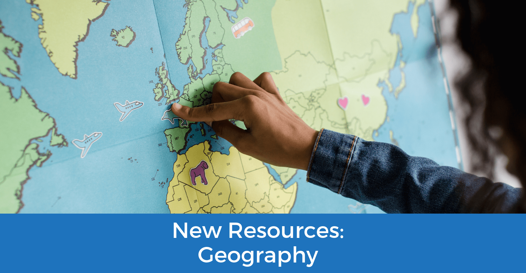 Resources For Geography Teachers
