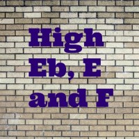 high notes - tips and fingerings