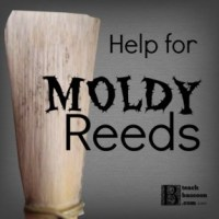 Help for Moldy Reeds