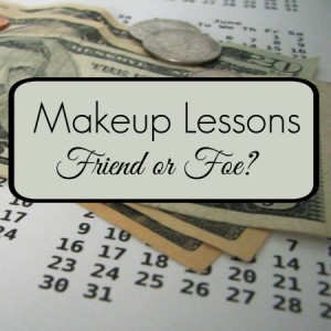 makeup lessons