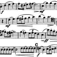 Tchaikovsky Symphony No. 6, Mvt. 2