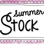 Summer {STOCK UP}! Classroom Decor & Posters!