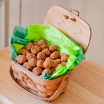 fresh picked irish potatoes