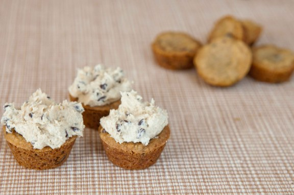 double Chocolate Chip Cookie Dough Bites