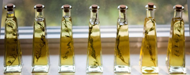 rosemary infused olive oil cover