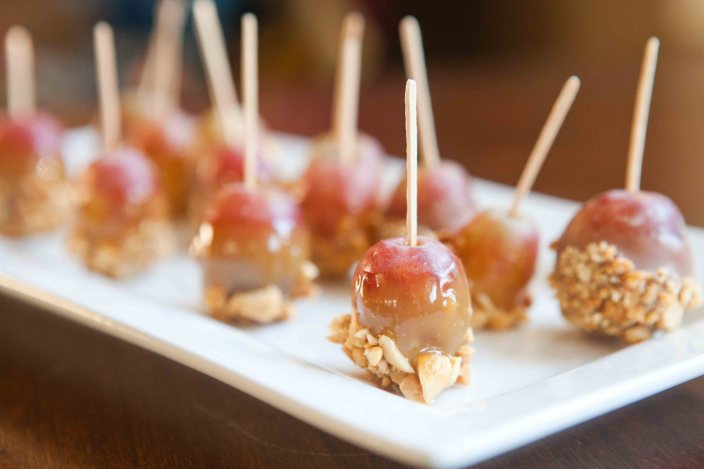 Caramel (Apple) Grapes
