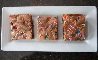 cake mix bar cookies | via teacher-chef 2015