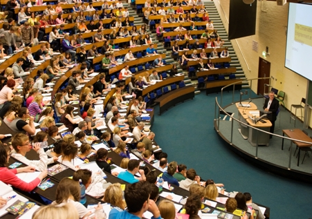 Full lecture in Theatre L, Newman Building, UCD
