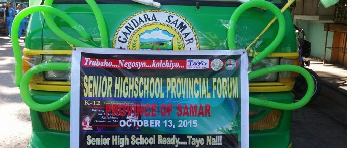 Senior High School Career Guidance Program