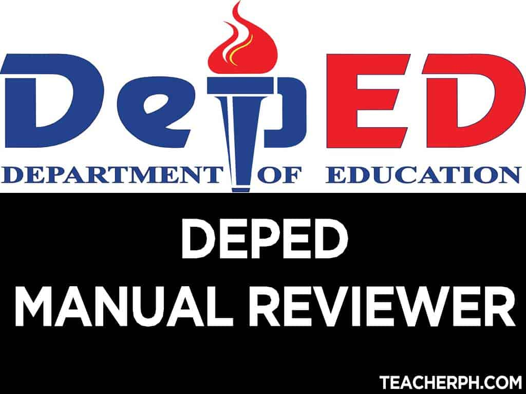 deped manual reviewer teacherph rh teacherph com DepEd Schools in in Pictures Lesson Plan DepEd Tambayan