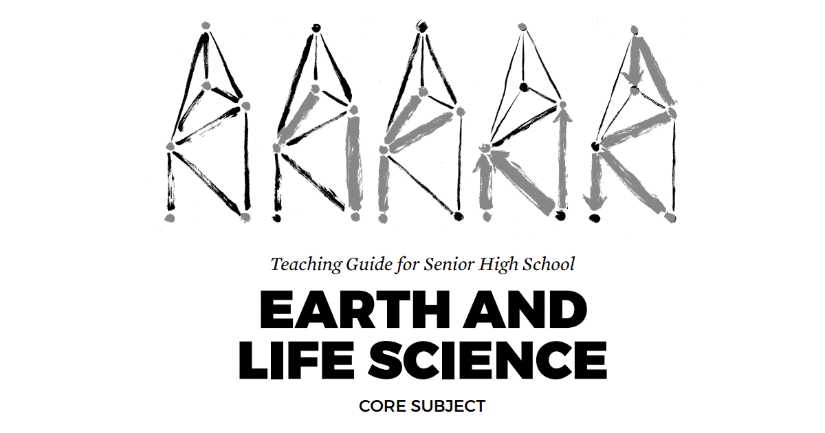 Earth and Life Science: Senior High School SHS Teaching