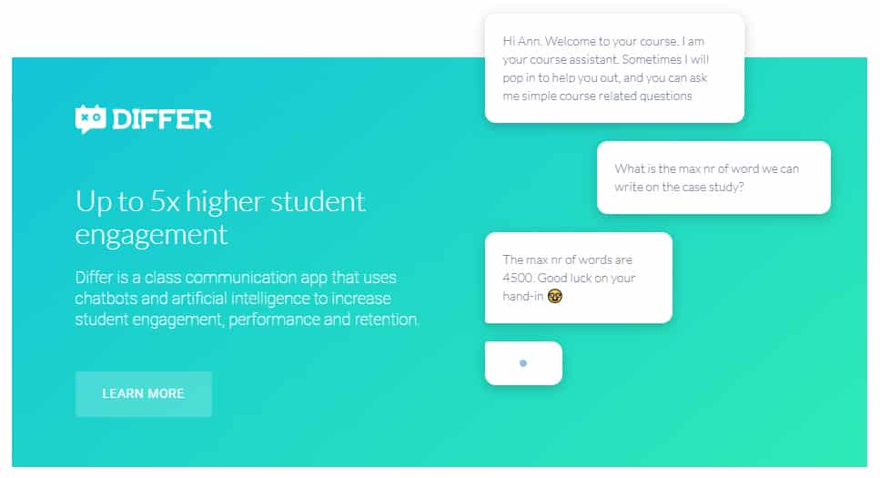 Differ by EdTech Foundry