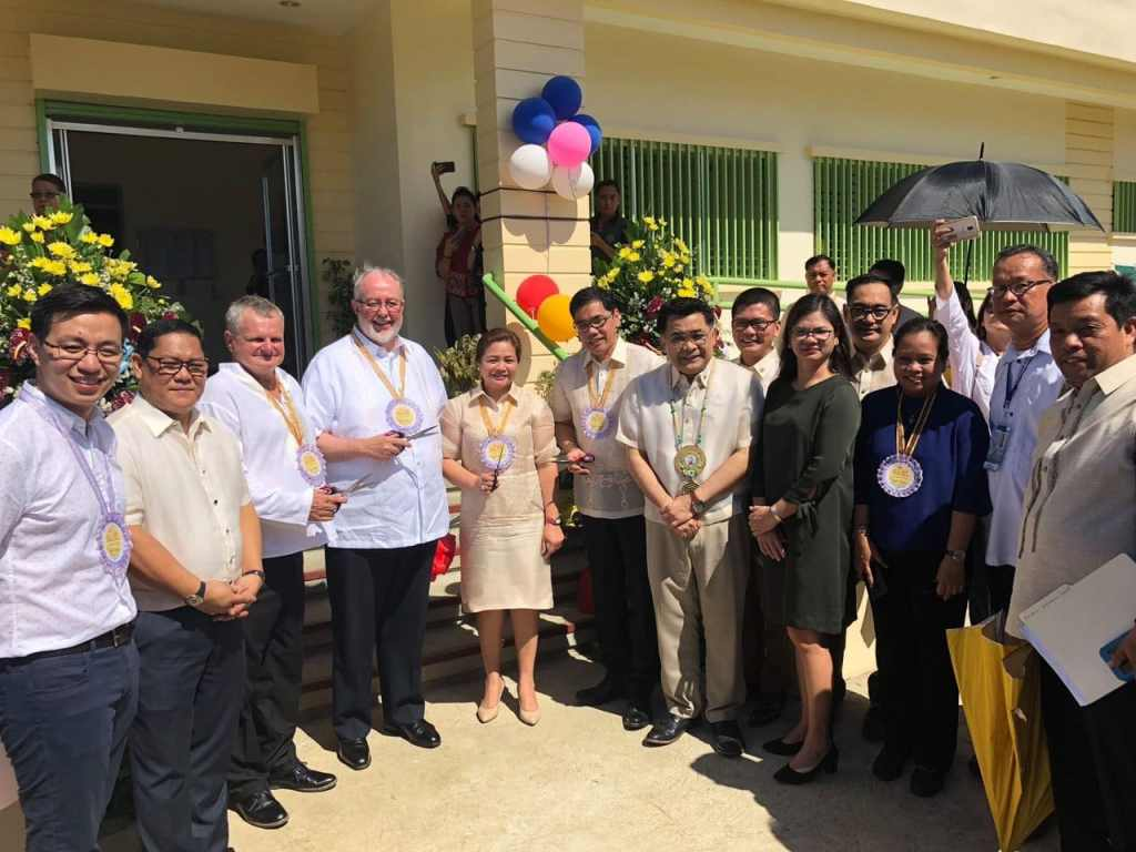 First ALS-EST Learning Hub Opens in Eastern Samar