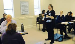 TeacherReady workshop