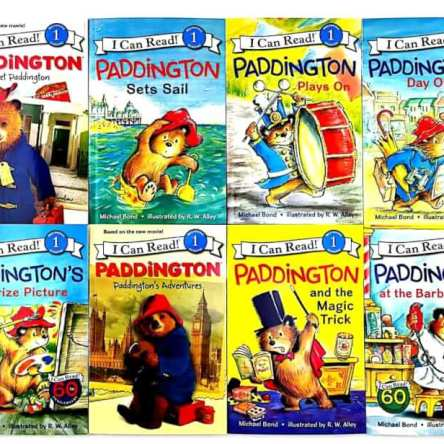 Paddington (I Can Read)