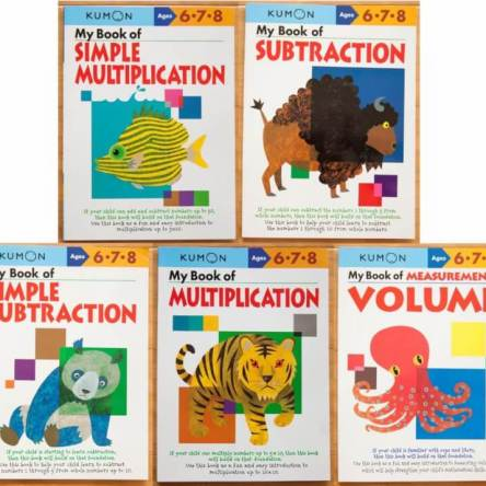 Kumon Math Set