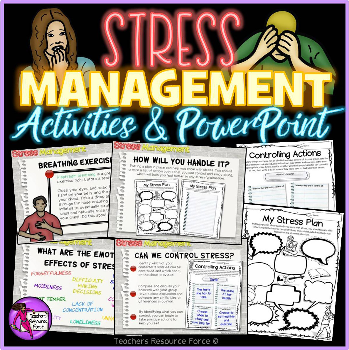 Stress Management For Teens